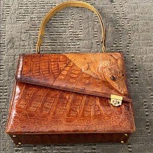 Vintage genuine Alligator purse